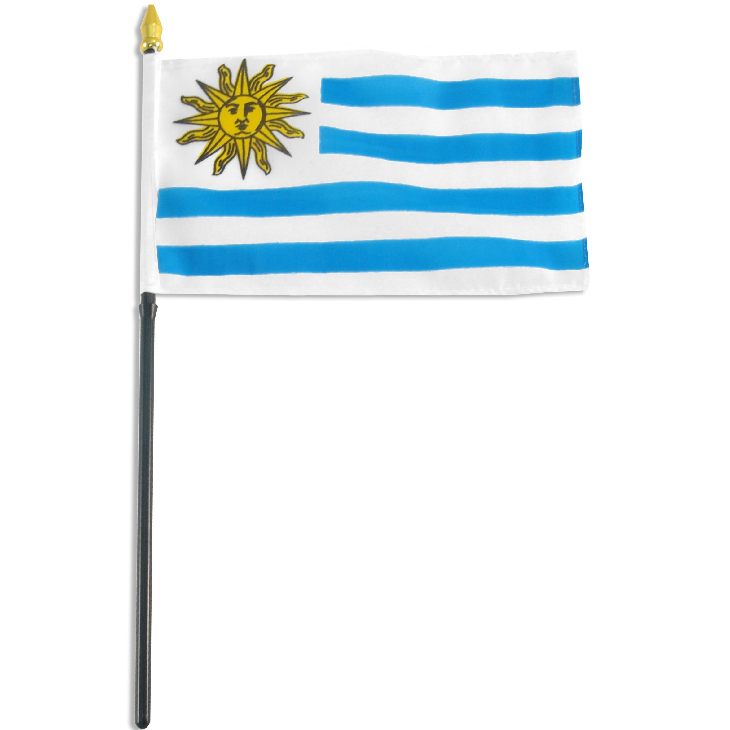Nice wallpapers Flag Of Uruguay 2356x2356px