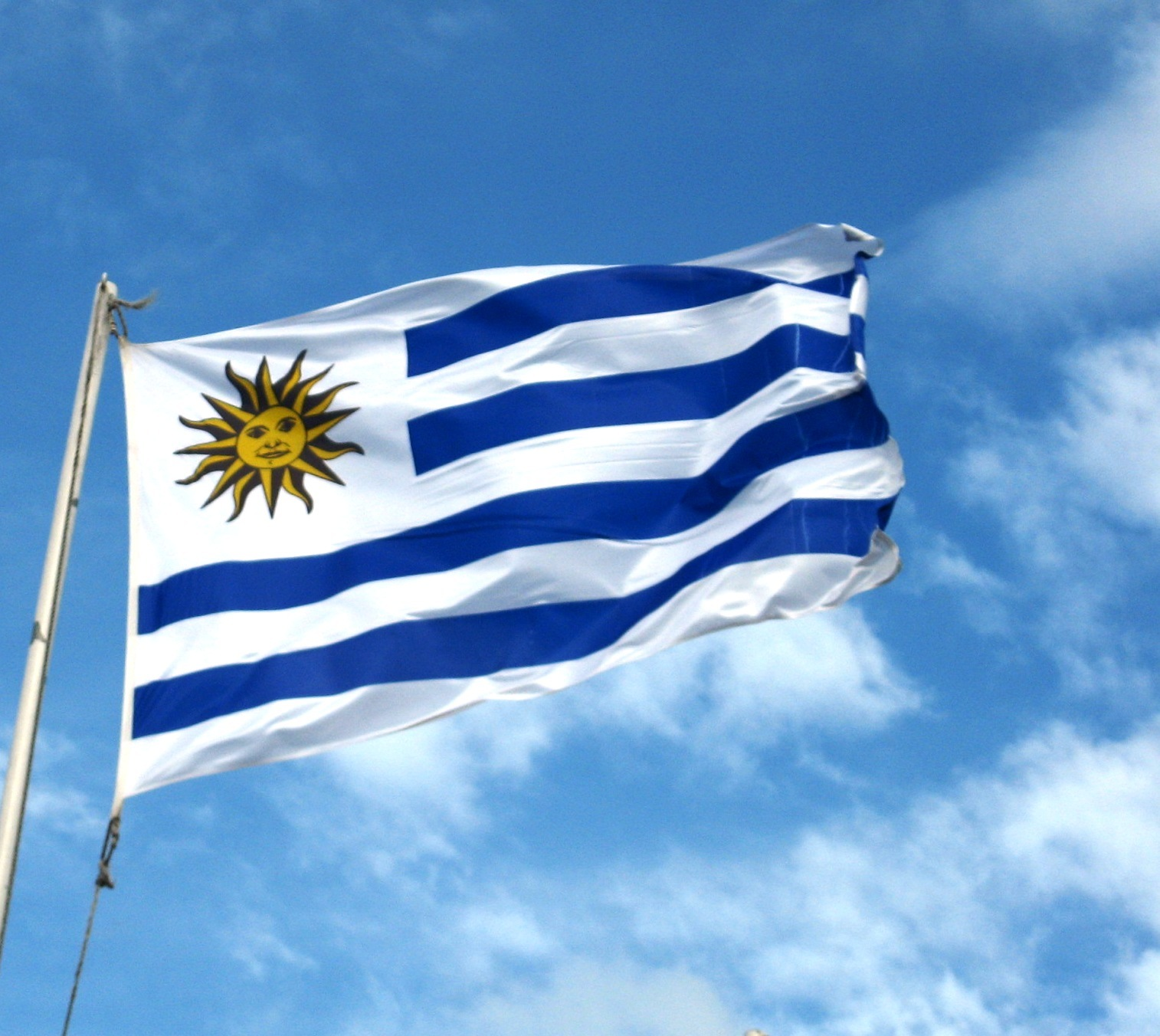 Amazing Flag Of Uruguay Pictures & Backgrounds