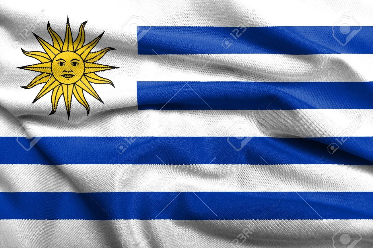 Flag Of Uruguay Backgrounds, Compatible - PC, Mobile, Gadgets  1300x866 px