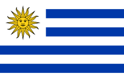 Flag Of Uruguay Backgrounds on Wallpapers Vista