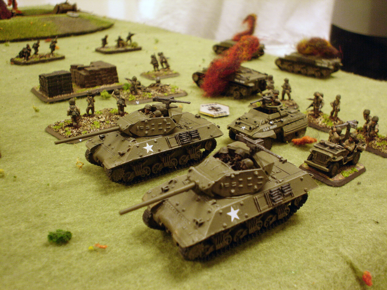 Flames Of War Pics, Video Game Collection