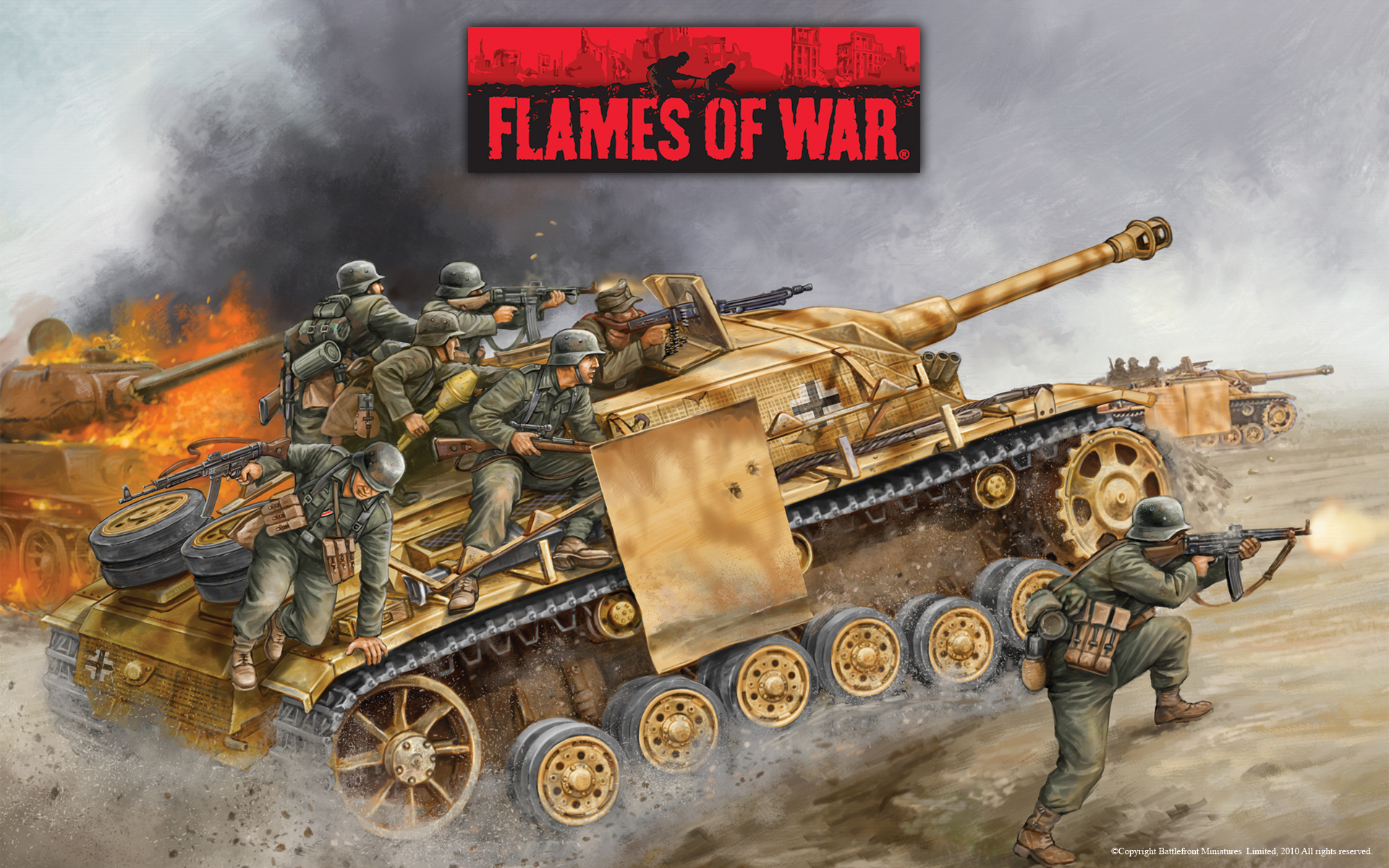 Images of Flames Of War | 1920x1200