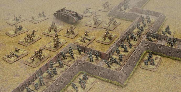 Nice wallpapers Flames Of War 690x353px