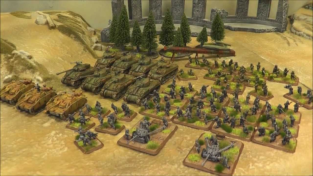 Amazing Flames Of War Pictures & Backgrounds