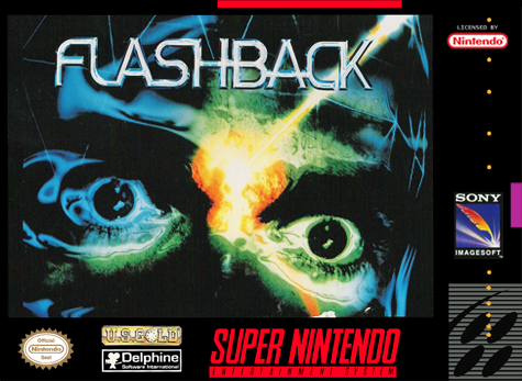 HD Quality Wallpaper   Collection: Video Game, 475x347 Flashback: The Quest For Identity