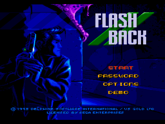 Images of Flashback: The Quest For Identity   640x480