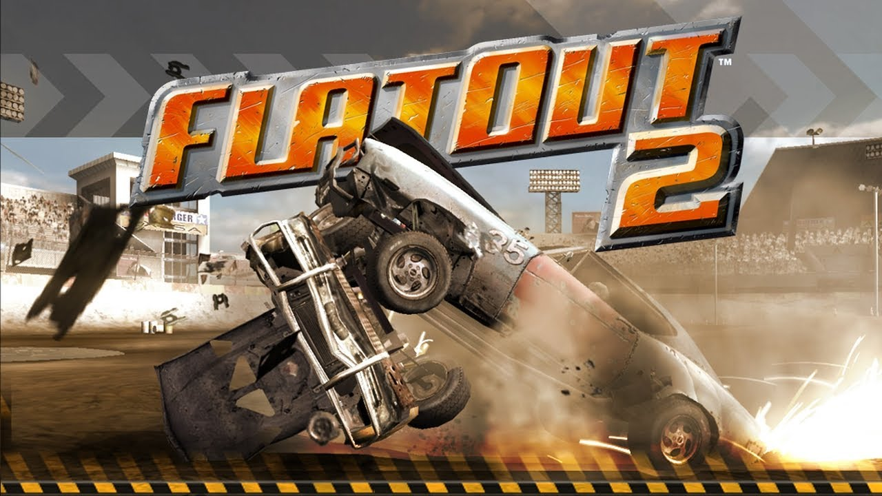 FlatOut High Quality Background on Wallpapers Vista