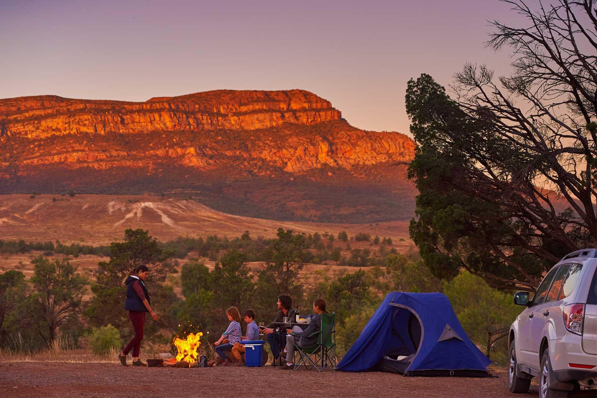 Amazing Flinders Ranges Pictures & Backgrounds