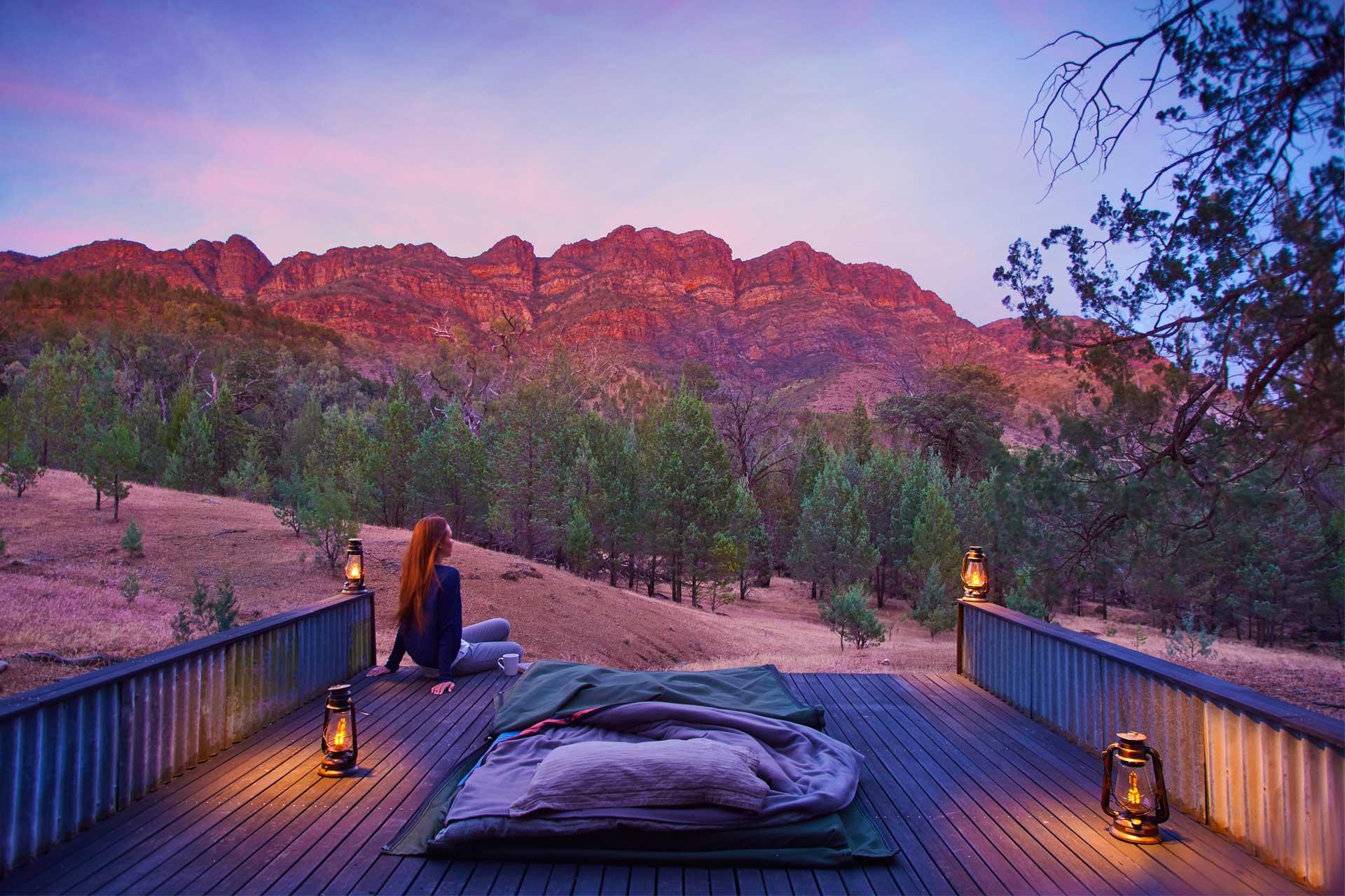 Nice Images Collection: Flinders Ranges Desktop Wallpapers
