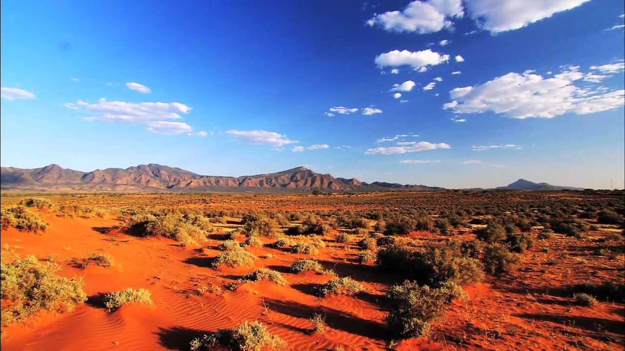 High Resolution Wallpaper | Flinders Ranges 1280x720 px