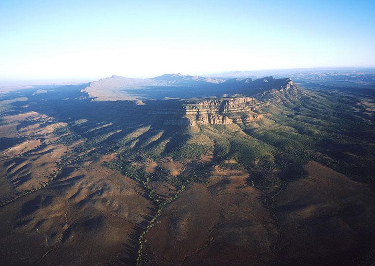 High Resolution Wallpaper | Flinders Ranges 760x539 px