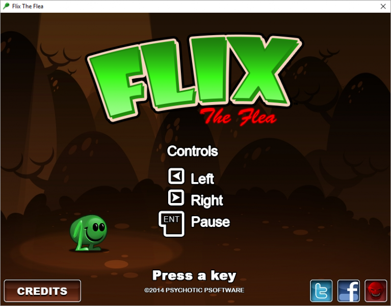 Flix The Flea Pics, Video Game Collection