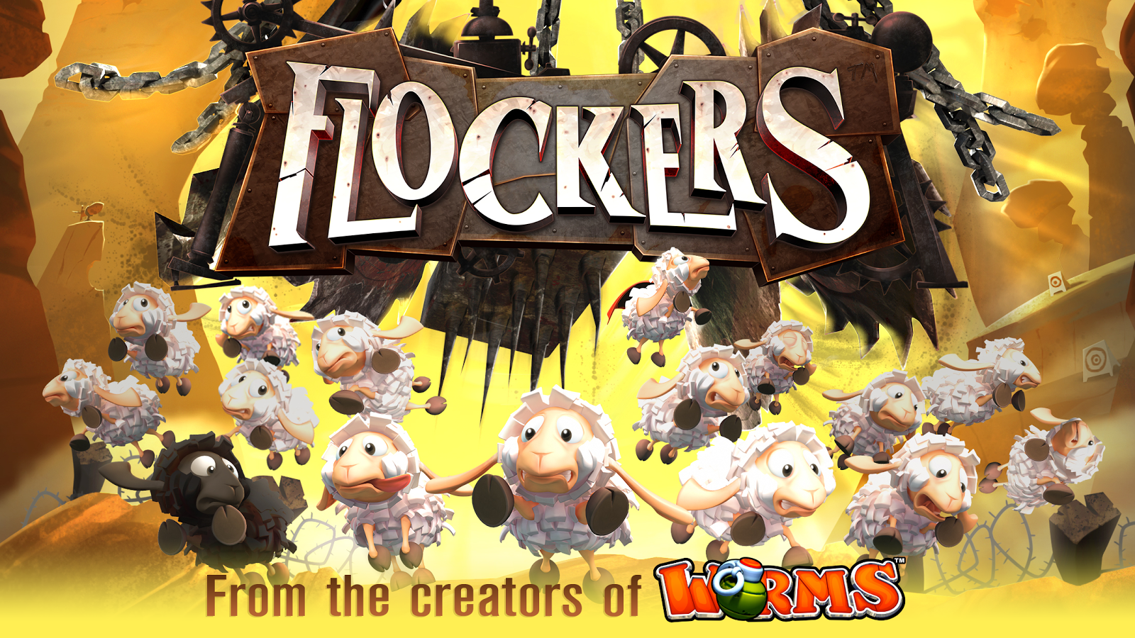 Flockers Backgrounds on Wallpapers Vista