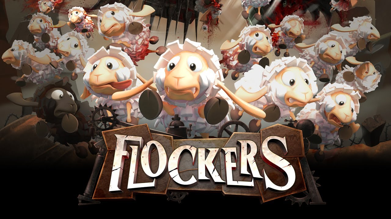 HQ Flockers Wallpapers | File 173.5Kb