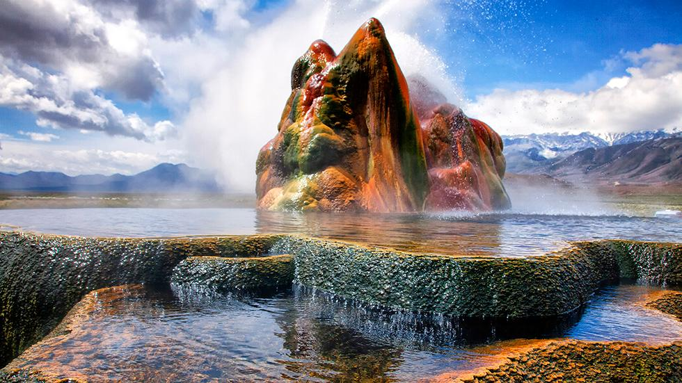 Nice wallpapers Fly Geyser 980x551px