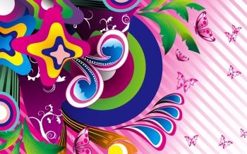 Flying Tubed Shape HD wallpapers, Desktop wallpaper - most viewed