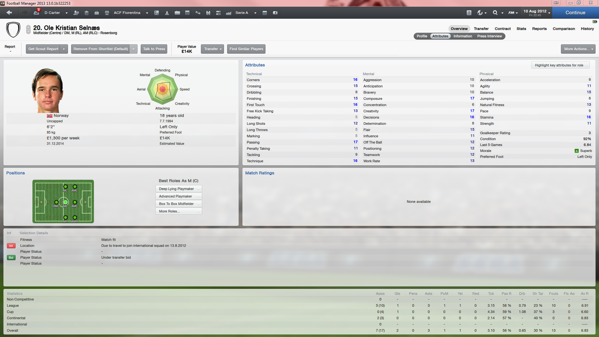 Images of Football Manager 2013 | 1920x1080