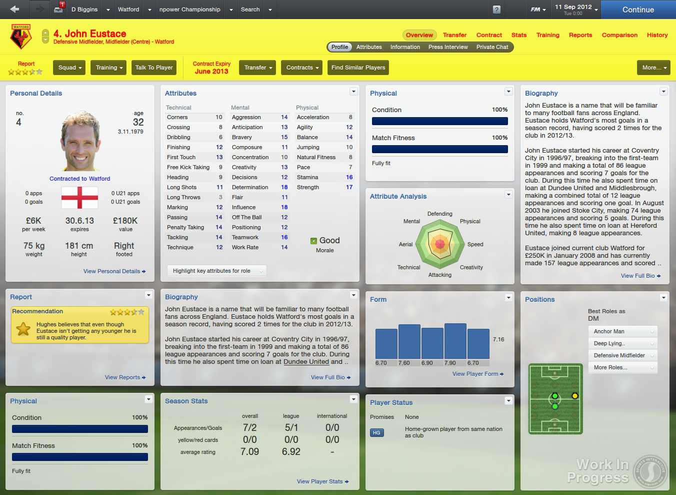 Nice wallpapers Football Manager 2013 1352x989px