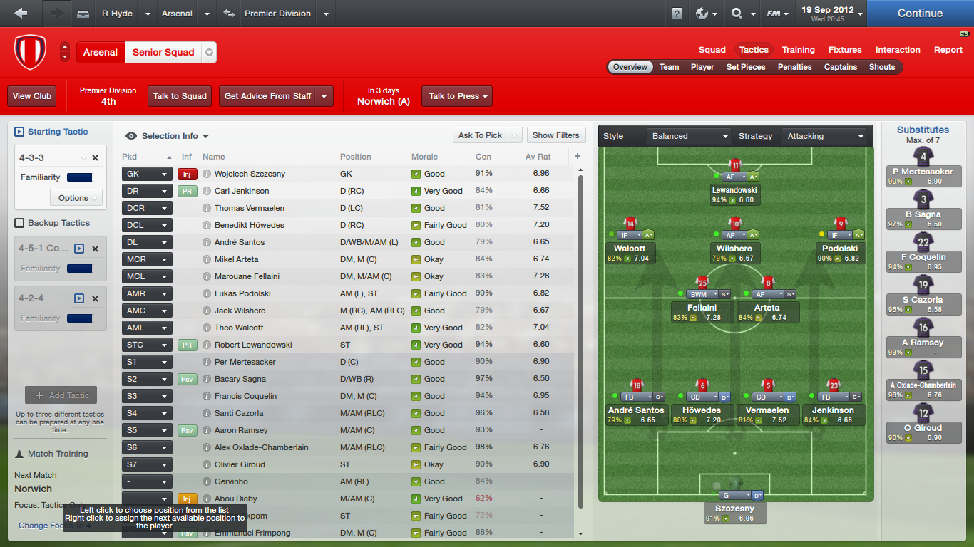 Football Manager 2013 High Quality Background on Wallpapers Vista