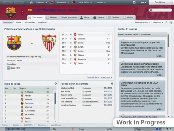 Football Manager 2013 Backgrounds, Compatible - PC, Mobile, Gadgets| 700x525 px