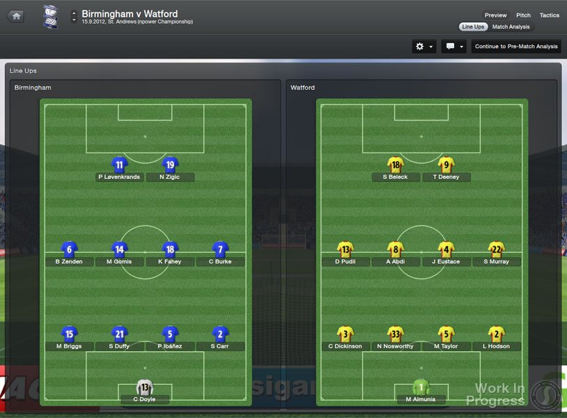 HQ Football Manager 2013 Wallpapers | File 86.28Kb