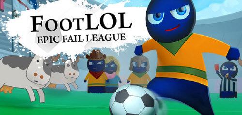 FootLOL: Epic Fail League Backgrounds, Compatible - PC, Mobile, Gadgets  500x237 px