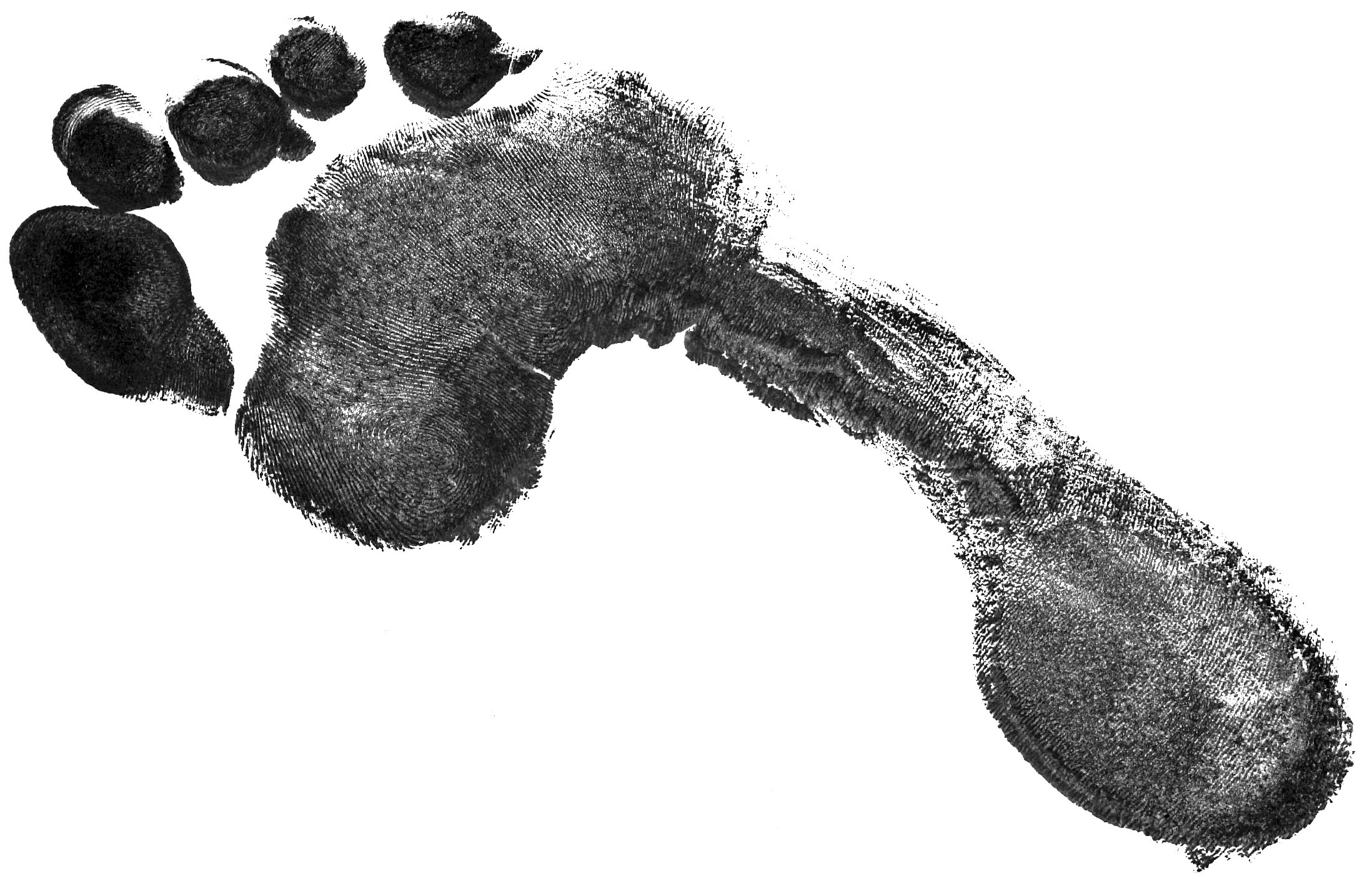 Nice wallpapers Footprint 2196x1418px