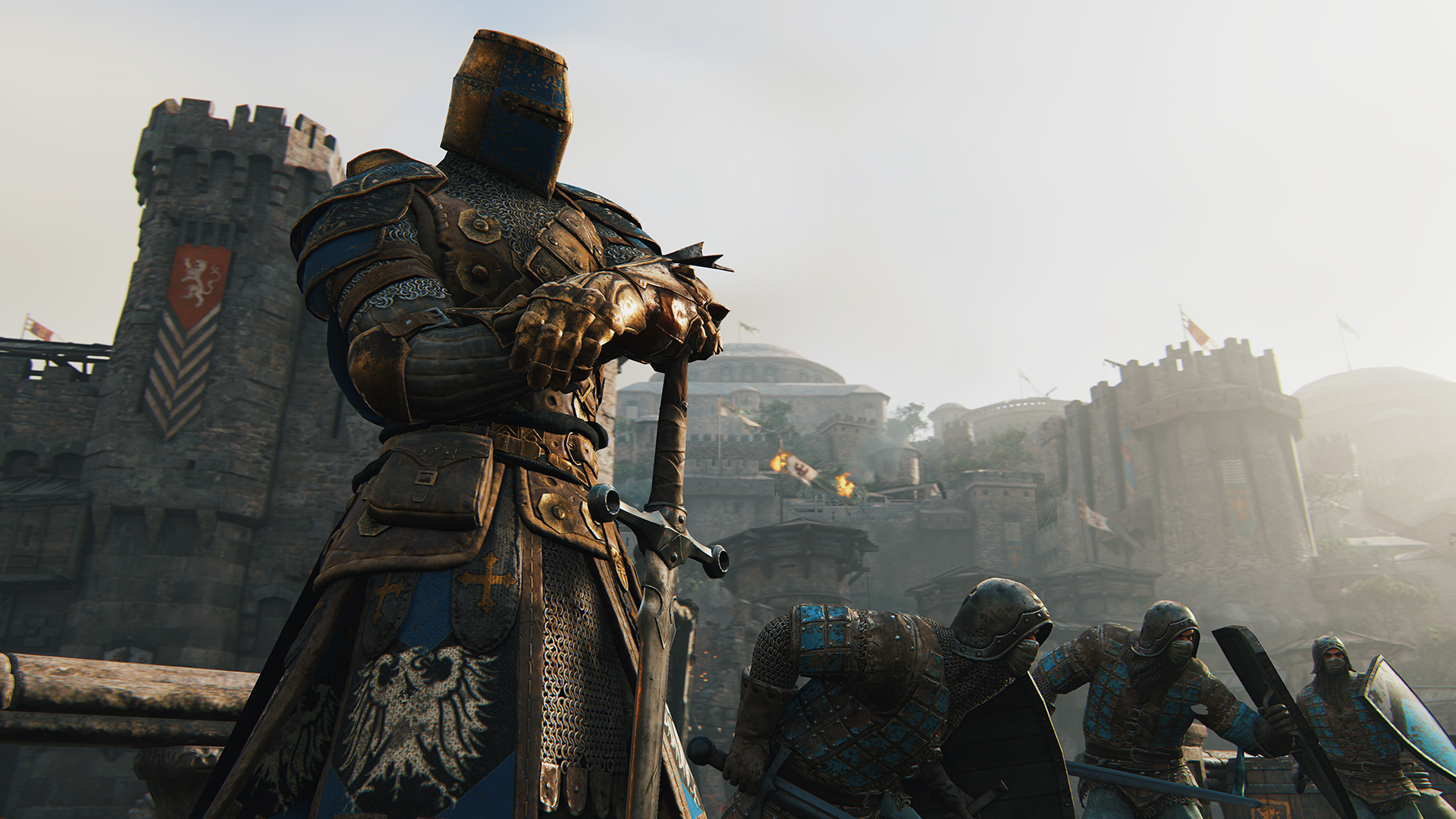 1920x1080 > For Honor Wallpapers