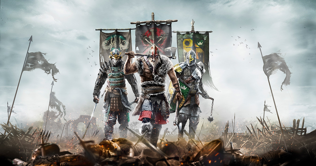 Nice Images Collection: For Honor Desktop Wallpapers