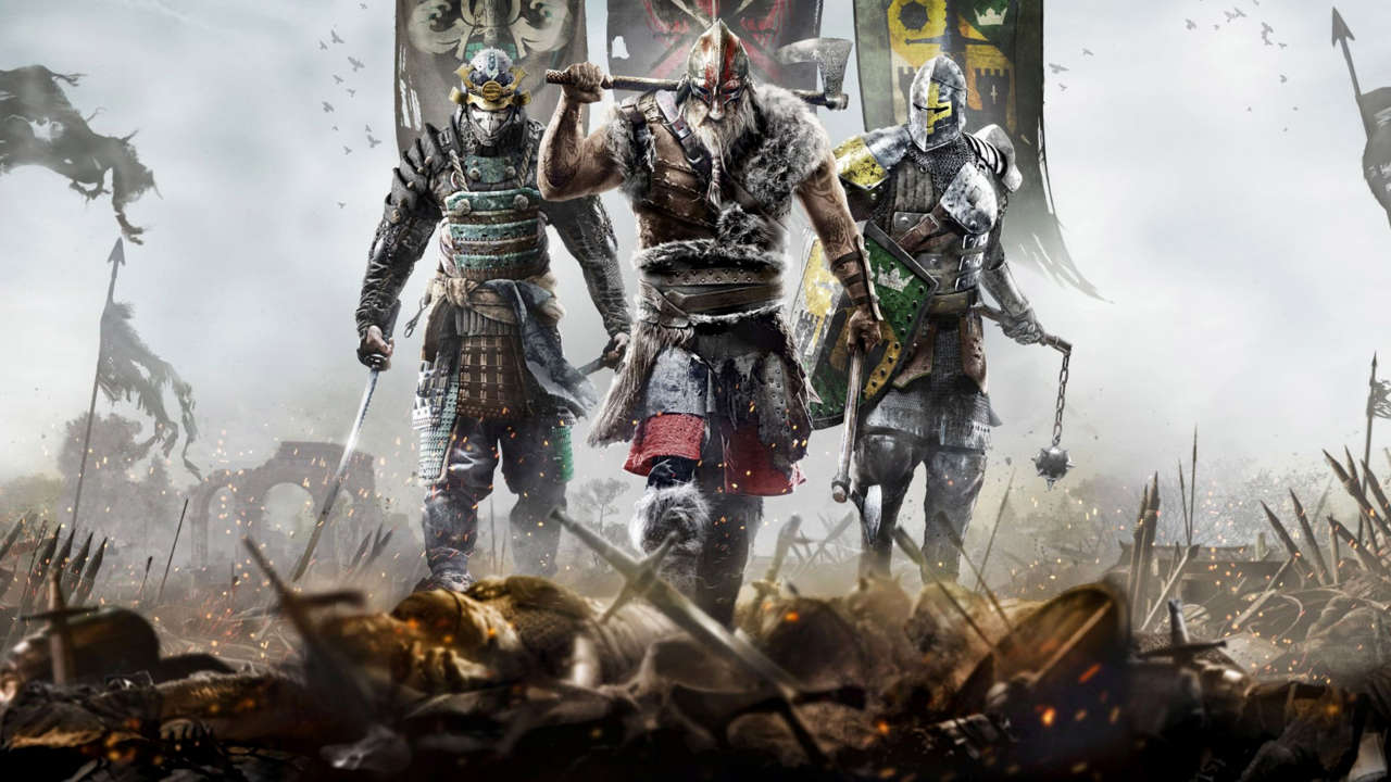 For Honor Pics, Video Game Collection