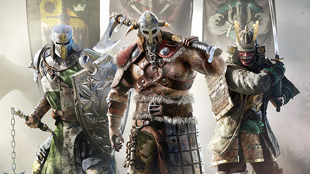 HD Quality Wallpaper | Collection: Video Game, 632x356 For Honor
