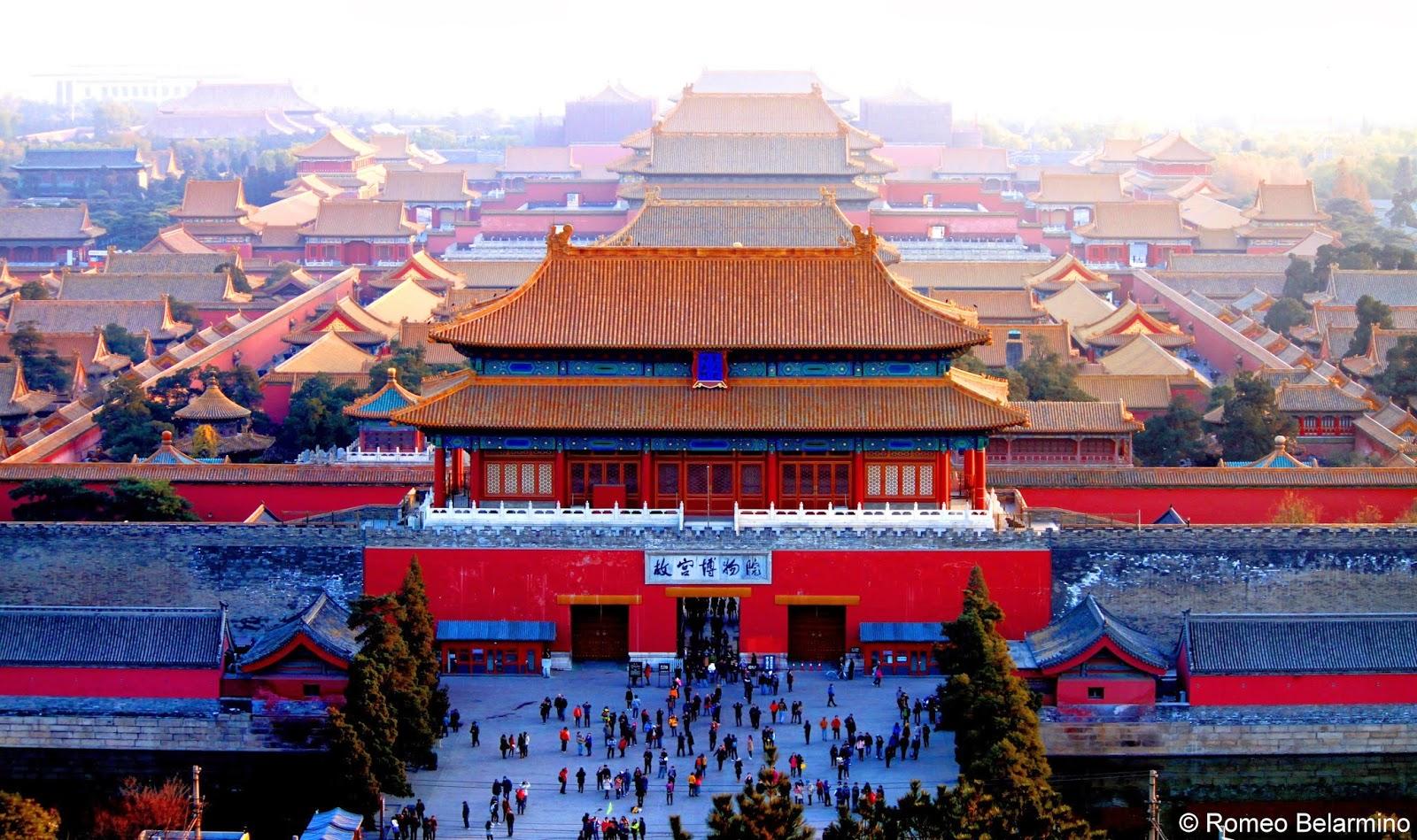 Forbidden City Pics, Man Made Collection