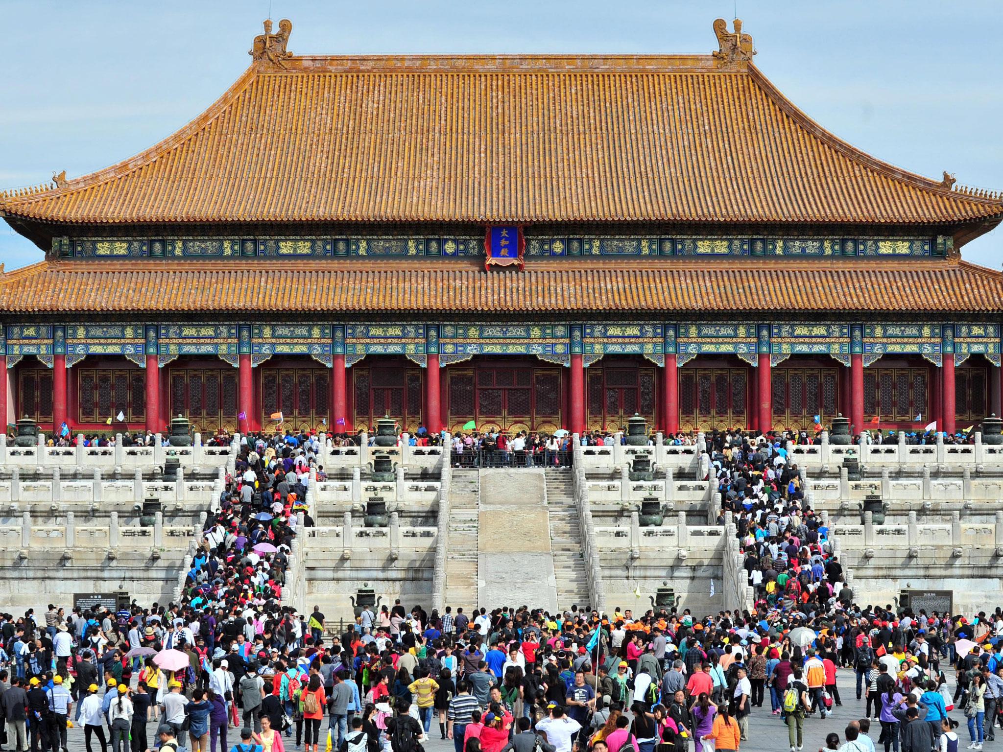 High Resolution Wallpaper | Forbidden City 2048x1536 px