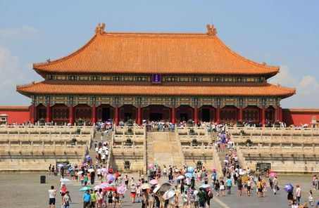 HD Quality Wallpaper | Collection: Man Made, 453x296 Forbidden City