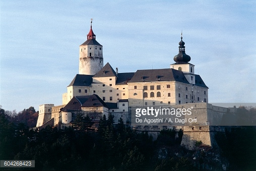 Nice Images Collection: Forchtenstein Castle Desktop Wallpapers