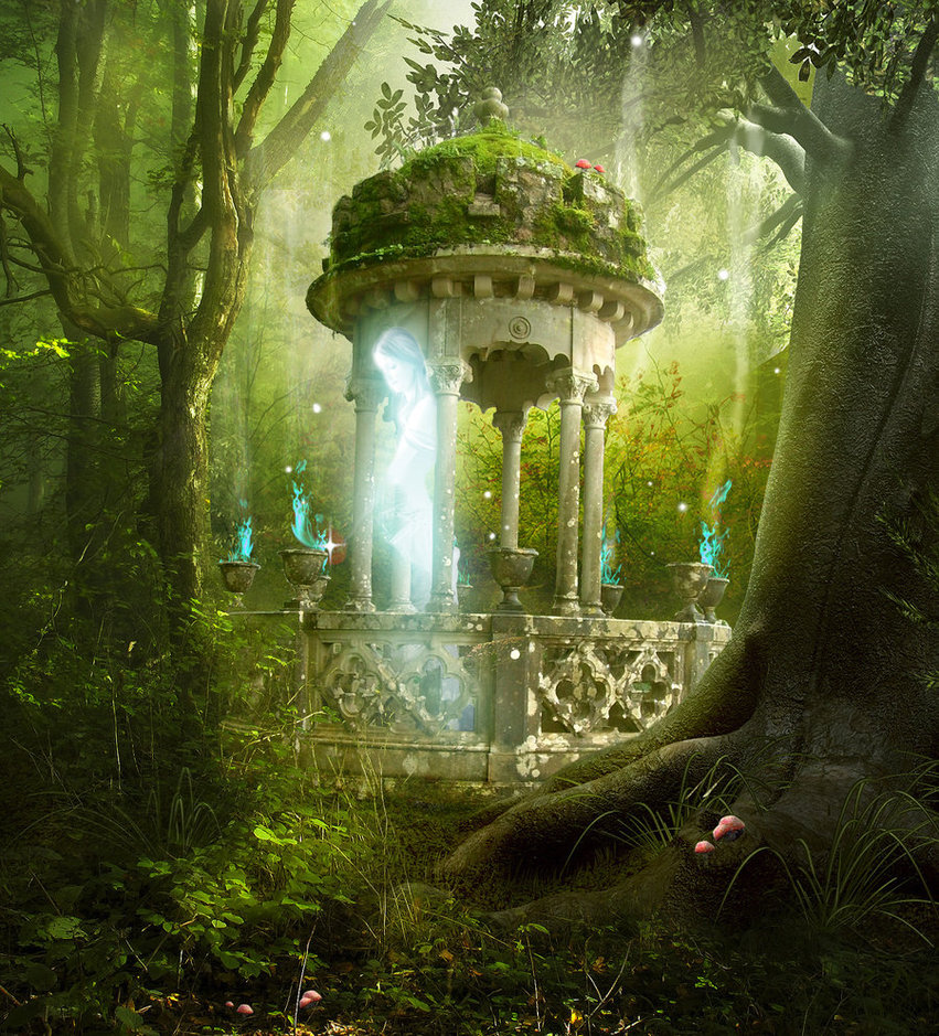 Amazing Forest Spirit Pictures & Backgrounds