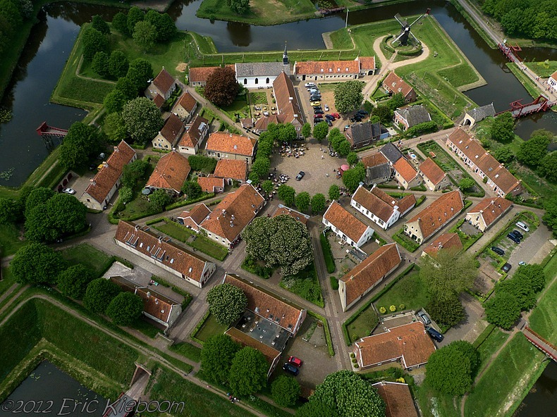 Amazing Fort Bourtange Pictures & Backgrounds