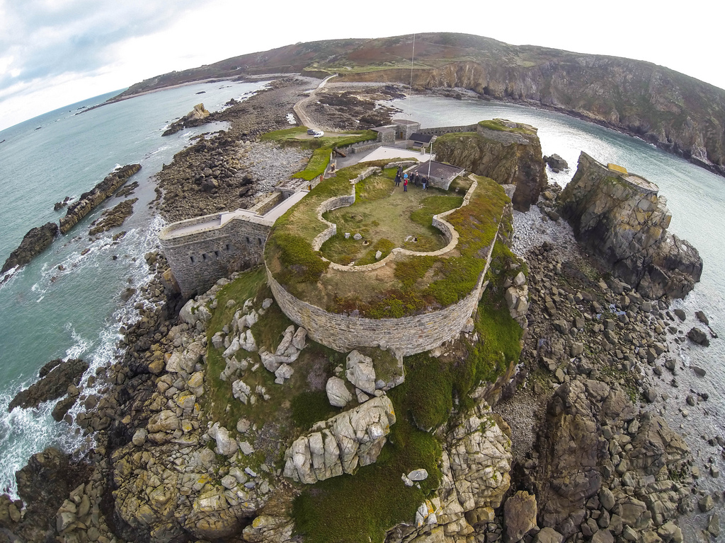 Fort Clonque High Quality Background on Wallpapers Vista