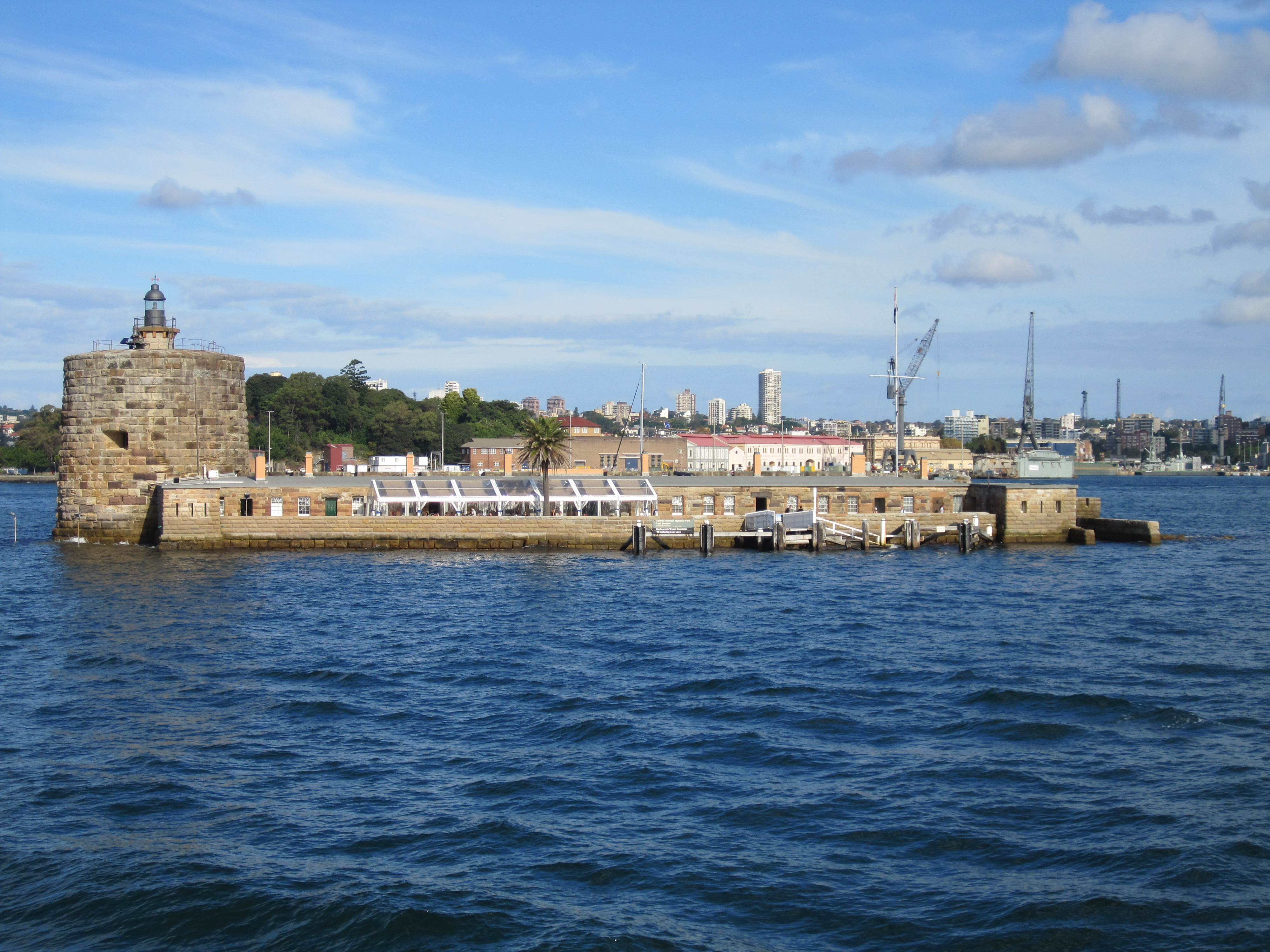 Amazing Fort Denison Pictures & Backgrounds