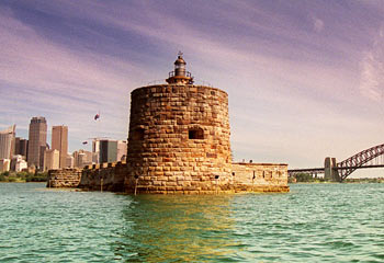 Fort Denison Pics, Man Made Collection
