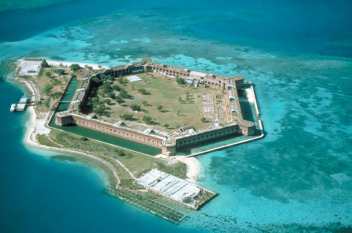 Fort Jefferson High Quality Background on Wallpapers Vista