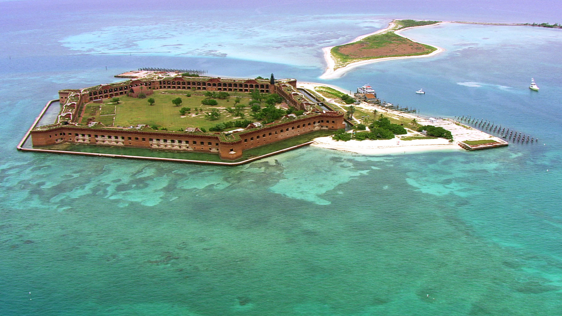 Fort Jefferson Pics, Man Made Collection