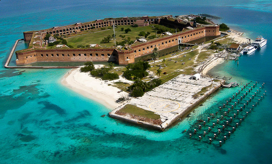 HQ Fort Jefferson Wallpapers   File 158.14Kb