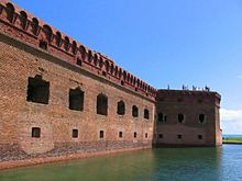 Nice Images Collection: Fort Jefferson Desktop Wallpapers