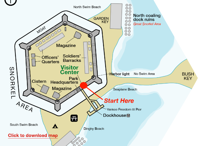 Fort Jefferson Backgrounds, Compatible - PC, Mobile, Gadgets  655x485 px