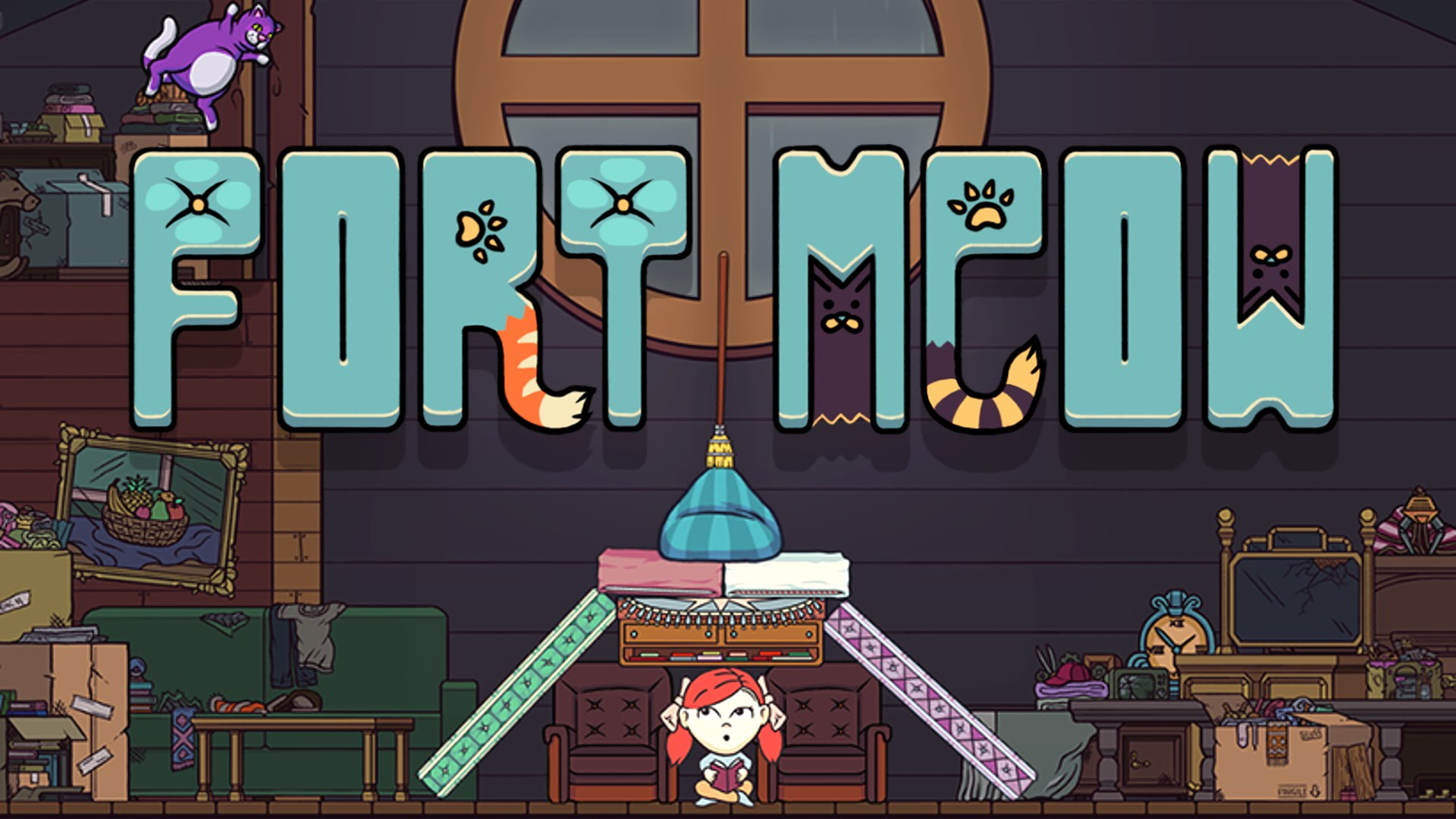 1920x1080 > Fort Meow Wallpapers