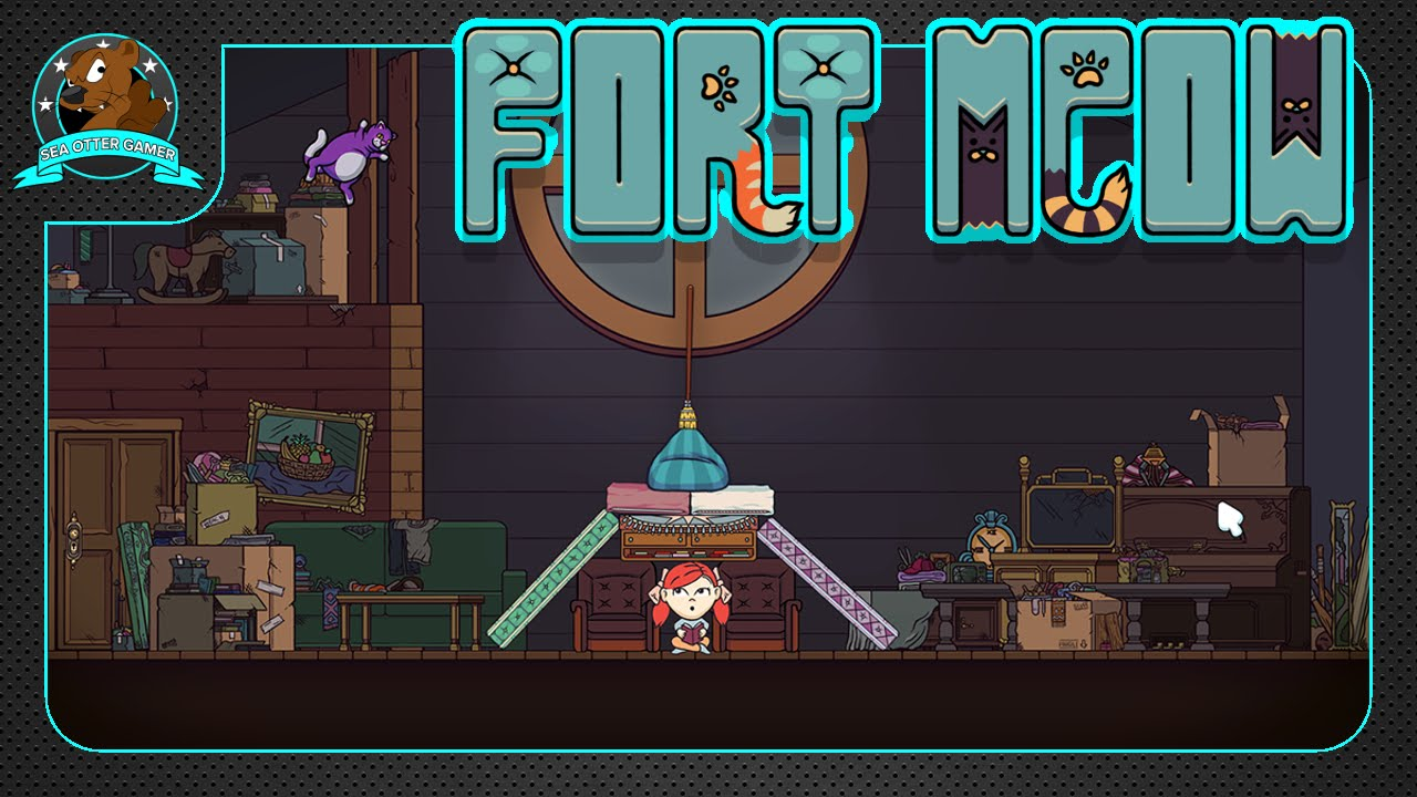 1280x720 > Fort Meow Wallpapers