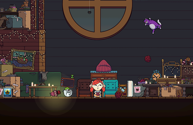 HD Quality Wallpaper | Collection: Video Game, 640x416 Fort Meow