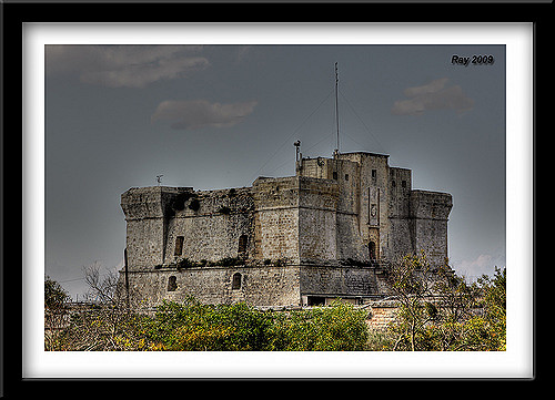 Nice Images Collection: Fort San Lucian Desktop Wallpapers