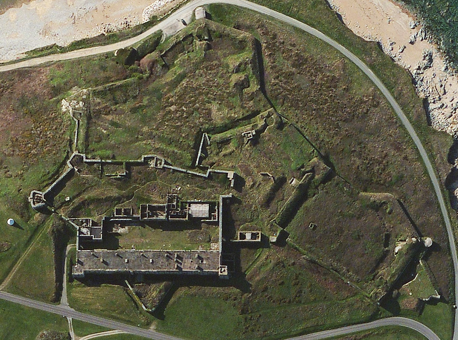 Images of Fort Tourgis | 1564x1160